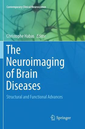 Habas   The Neuroimaging of Brain Diseases   Buch   sack.de