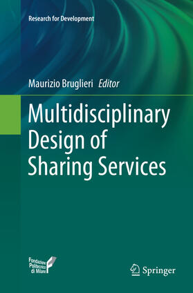 Bruglieri | Multidisciplinary Design of Sharing Services | Buch | sack.de