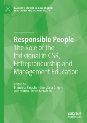 Farache / Grigore / Stancu | Responsible People | Buch | sack.de