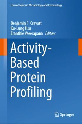 Cravatt / Hsu / Weerapana | Activity-Based Protein Profiling | Buch | sack.de
