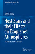 Linsky Host Stars and their Effects on Exoplanet Atmospheres | Sack Fachmedien