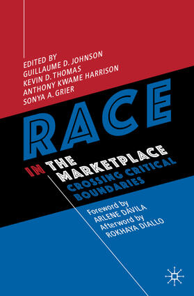 Johnson / Thomas / Harrison | Race in the Marketplace | Buch