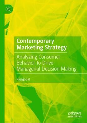 Rajagopal   Contemporary Marketing Strategy   Buch   sack.de
