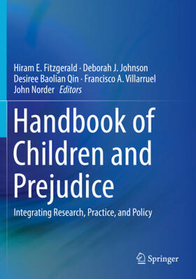 Fitzgerald / Johnson / Qin | Handbook of Children and Prejudice | Buch | sack.de