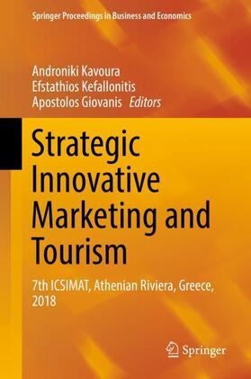 Giovanis / Kavoura / Kefallonitis | Strategic Innovative Marketing and Tourism, 2 Teile | Buch | sack.de