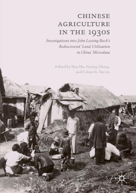Hu / Turvey / Zhong | Chinese Agriculture in the 1930s | Buch | sack.de