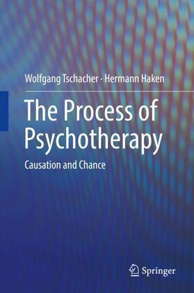 Tschacher / Haken   The Process of Psychotherapy   Buch   sack.de
