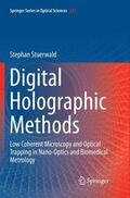 Stuerwald |  Digital Holographic Methods | Buch |  Sack Fachmedien