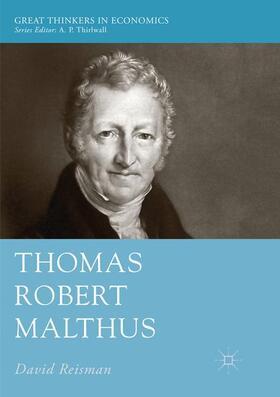 Reisman | Thomas Robert Malthus | Buch | sack.de