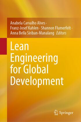 Alves / Kahlen / Flumerfelt   Lean Engineering for Global Development   Buch   sack.de