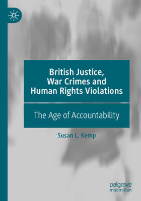 Kemp   British Justice, War Crimes and Human Rights Violations   Buch   sack.de