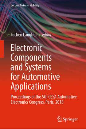 Langheim | Electronic Components and Systems for Automotive Applications | Buch | sack.de