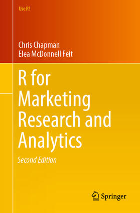 Chapman / Feit | R For Marketing Research and Analytics | Buch | sack.de