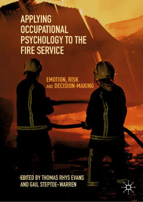 Evans / Steptoe-Warren | Applying Occupational Psychology to the Fire Service | Buch | sack.de