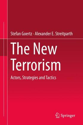 Goertz / Streitparth | The New Terrorism | Buch | sack.de