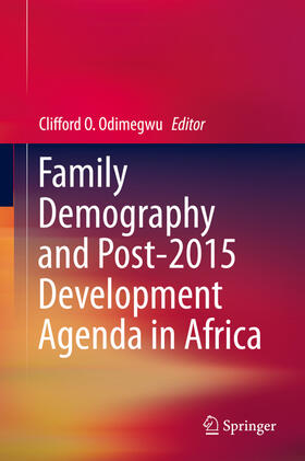 Odimegwu   Family Demography and Post-2015 Development Agenda in Africa   Buch   sack.de