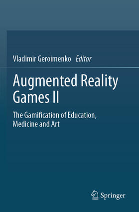 Geroimenko | Augmented Reality Games II | Buch | sack.de
