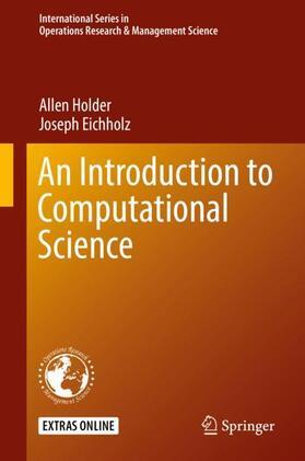 Holder / Eichholz | An Introduction to Computational Science | Buch | sack.de