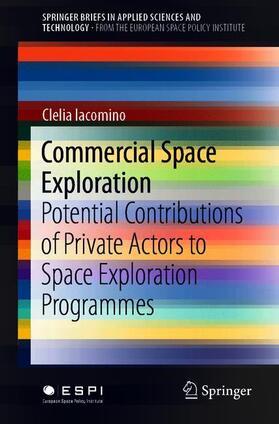 Iacomino | Commercial Space Exploration | Buch | sack.de