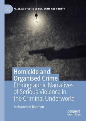 Rahman | Homicide and Organised Crime | Buch | sack.de