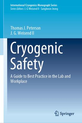Peterson / Weisend II | Cryogenic Safety | Buch | sack.de