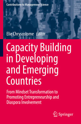 Chrysostome | Capacity Building in Developing and Emerging Countries | Buch | sack.de