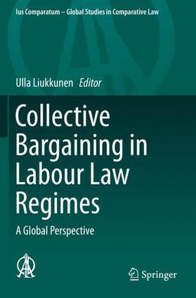 Liukkunen   Collective Bargaining in Labour Law Regimes   Buch   sack.de