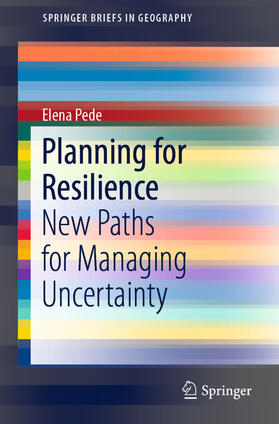 Pede | Planning for Resilience | Buch | Sack Fachmedien