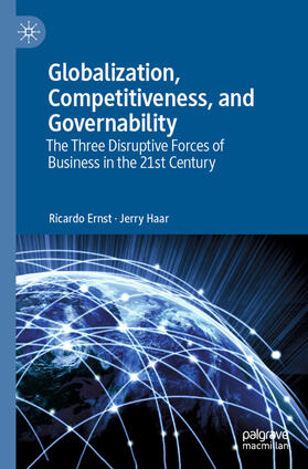 Ernst / Haar | Globalization, Competitiveness, and Governability | Buch | sack.de