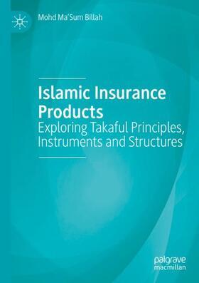 Billah | Islamic Insurance Products | Buch | sack.de