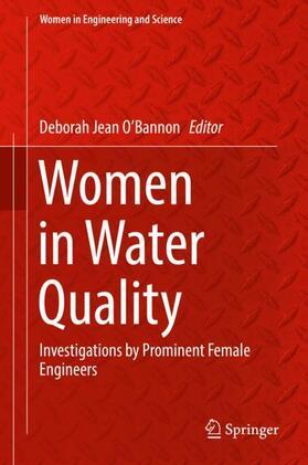 O'Bannon | Women in Water Quality | Buch | sack.de