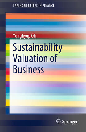 Oh | Sustainability Valuation of Business | Buch | sack.de