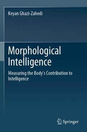 Ghazi-Zahedi   Morphological Intelligence   Buch   sack.de