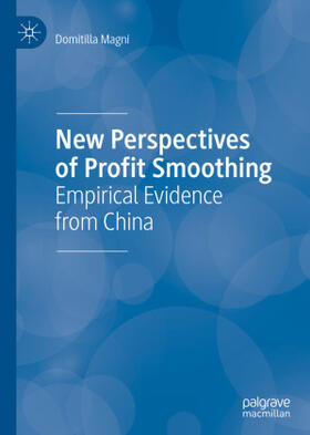 Magni | New Perspectives of Profit Smoothing | Buch | sack.de