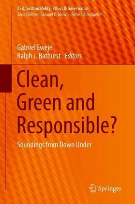 Bathurst / Eweje | Clean, Green and Responsible? | Buch | sack.de