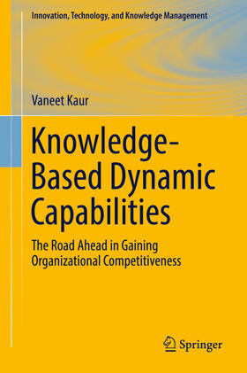 Kaur   Knowledge-Based Dynamic Capabilities   Buch   sack.de