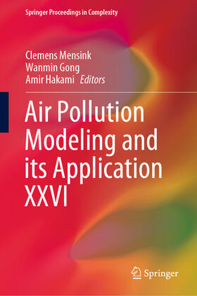 Mensink / Gong / Hakami | Air Pollution Modeling and its Application XXVI | Buch | sack.de