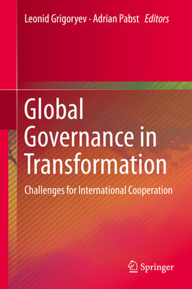 Grigoryev / Pabst | Global Governance in Transformation | Buch | sack.de