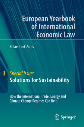 Leal-Arcas | Solutions for Sustainability | Buch | sack.de