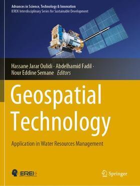 Jarar Oulidi / Fadil / Semane | Geospatial Technology | Buch | sack.de