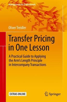 Treidler | Transfer Pricing in One Lesson | Buch | sack.de