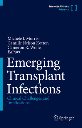 Morris / Kotton / Wolfe | Emerging Transplant Infections | Buch | sack.de
