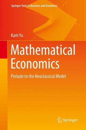 Yu | Mathematical Economics | Buch | sack.de
