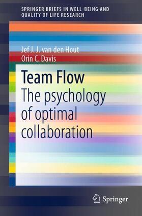van den Hout / Davis   Team Flow   Buch   sack.de
