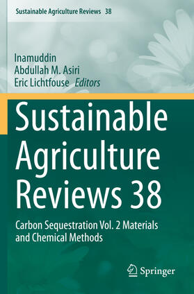 Inamuddin / Asiri / Lichtfouse | Sustainable Agriculture Reviews 38 | Buch | sack.de