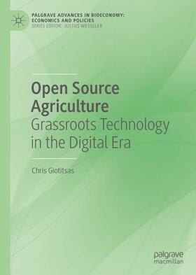 Giotitsas | Open Source Agriculture | Buch | sack.de