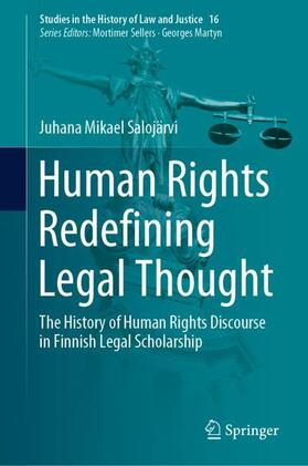 Salojärvi | Human Rights Redefining Legal Thought | Buch | sack.de