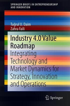 Faili / Daim / Daim   Industry 4.0 Value Roadmap   Buch   sack.de