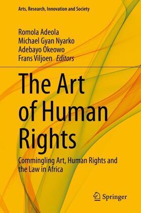 Adeola / Nyarko / Okeowo | The Art of Human Rights | Buch | sack.de