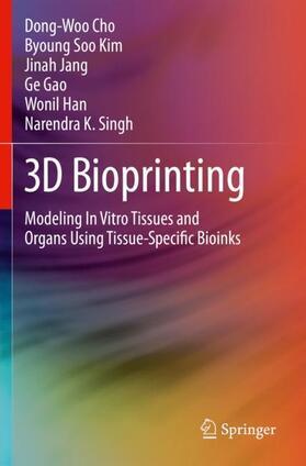 Cho / Kim / Jang | 3D Bioprinting | Buch | sack.de